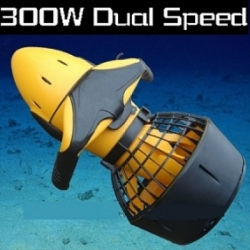 large 300W dual speed Sea scooter water scooter 20141221203629