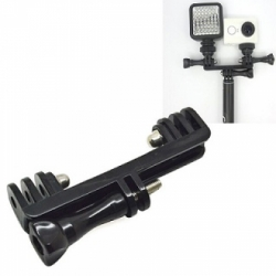 Gopro Accessories Go pro font b Dual b font font b Mount b font Adapter For  large