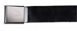 Stainless weight belt BL, YL, BK 1097  large