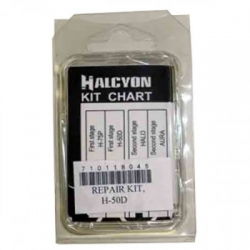 halcyon h 50d first stage annual service kit  large