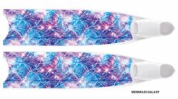 large leaderfins limited edition 2021 19 mermaid galaxy transparent